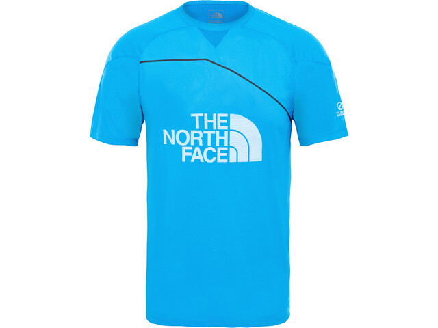 The North Face Flight Better Than Naked S/S Shirt Herr bomber blue